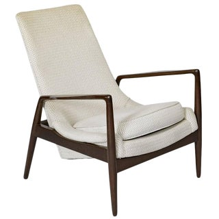 Danish Lounge Chair For Sale