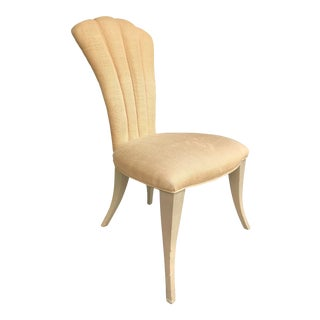 Italian Style Accent Chair For Sale