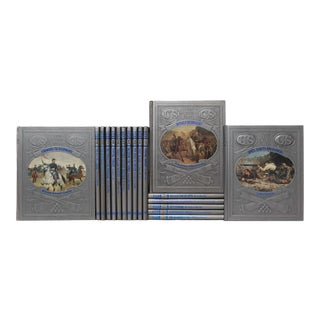 Time-Life Books: The Civil War Books - Set of 18 For Sale