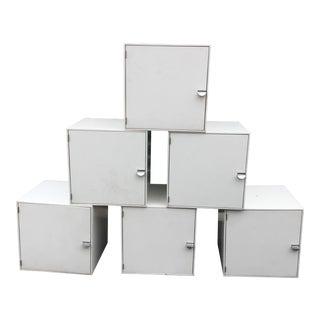 1970s Modern Ristomatti Ratia for Palaset Cubes Set - 6 Pieces For Sale