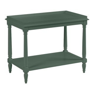 Casa Cosima Revere Side Table, Dakota Shadow For Sale