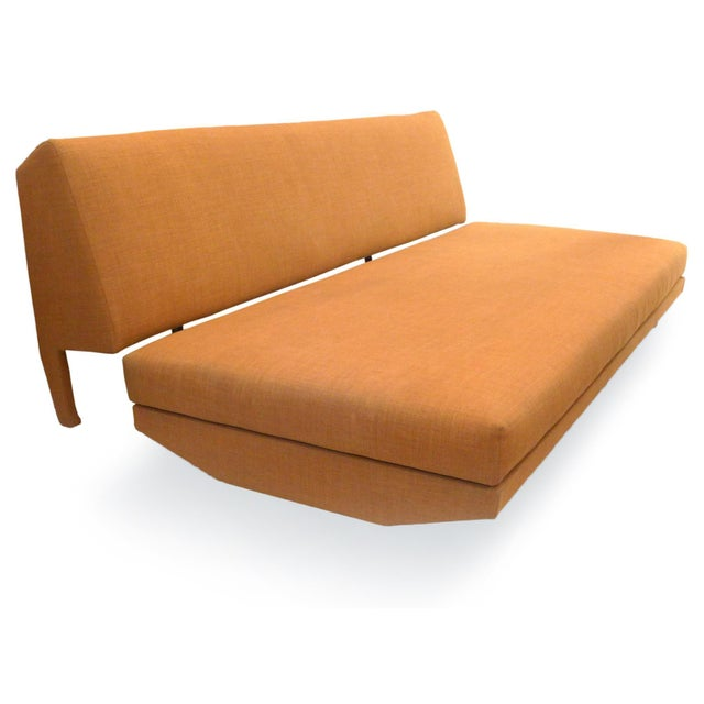 Marco Zanuso Mid-Century Modern Sofa, Daybed, Lounge by Marco Zanuso for Airflex For Sale - Image 4 of 7