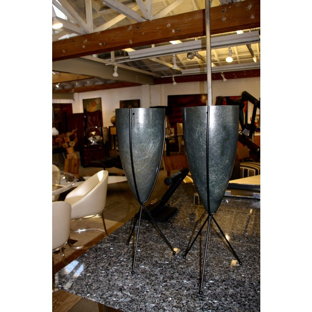 Ray and Charles Eames Wartime Navy Contract Fuel Pod Planters- A Pair For Sale - Image 9 of 9