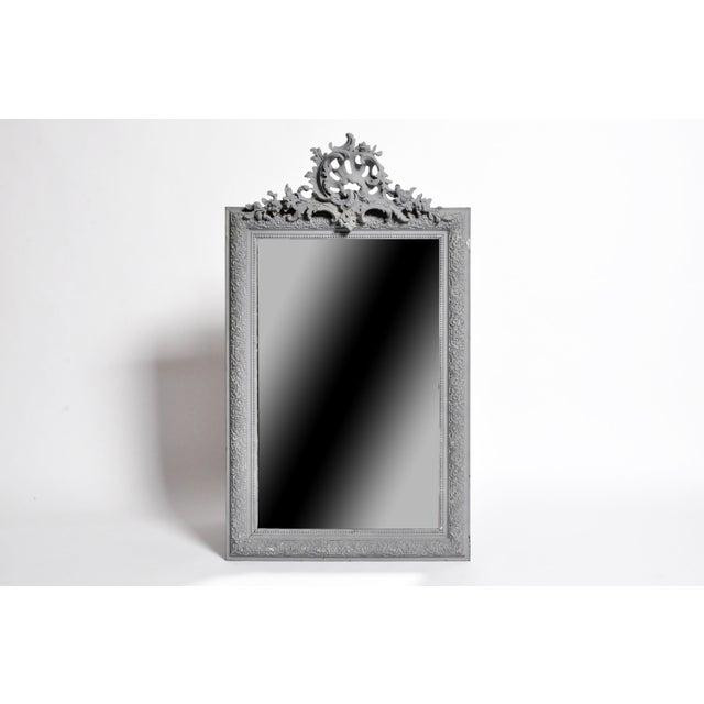 Napoleon III Style Mirror For Sale - Image 11 of 11