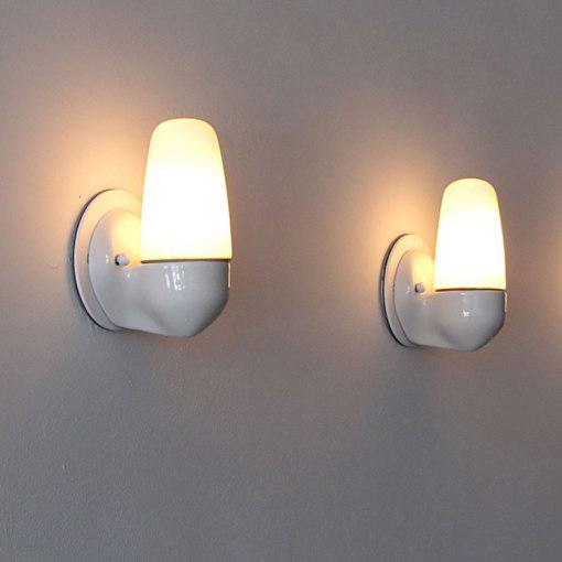 Wilhelm Wagenfeld for Lindner Wall Lights For Sale - Image 9 of 10