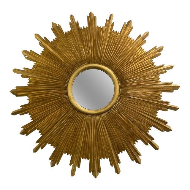 Carvers Guild Starburst Mirror For Sale