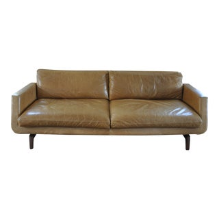 "John Mascheroni ""Nash"" American Leather Flagstaff Sofa For Sale"