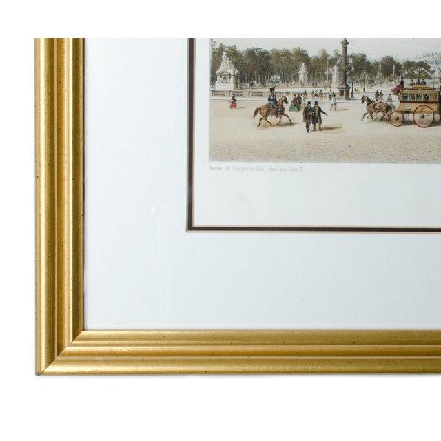 """""""Place De La Concorde, Paris"""" by Philippe Benoist For Sale - Image 5 of 5"""