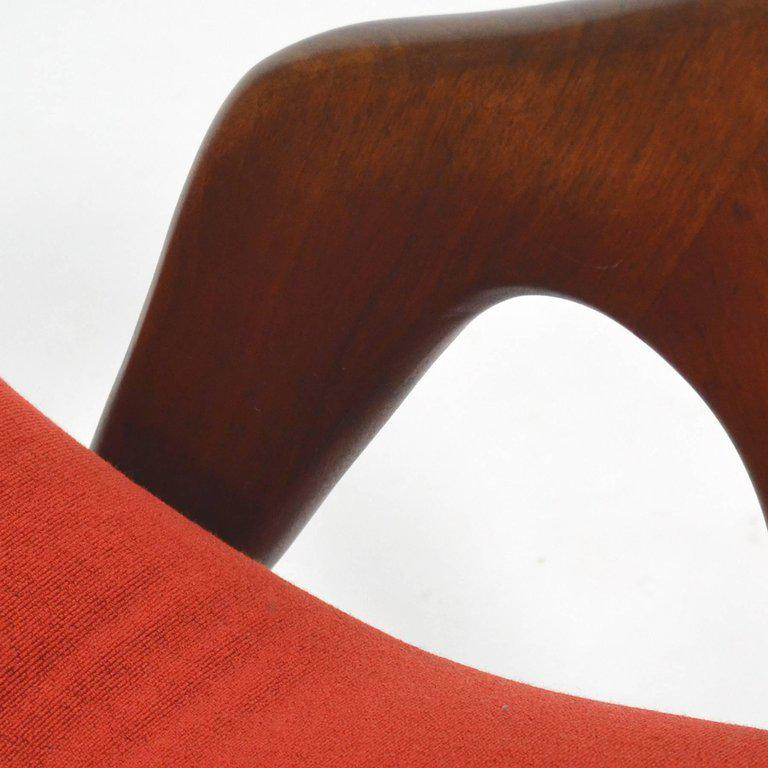 Adrian Pearsall Rocking Chair By Craft Associates   Image 7 Of 8