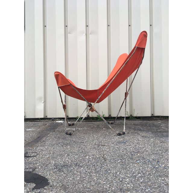 1950s Mid-Century Butterfly Chair For Sale - Image 4 of 11