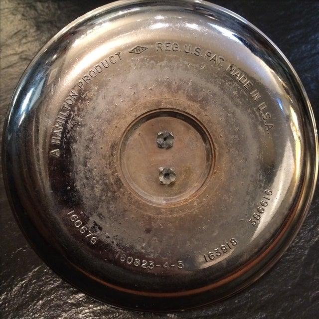 Hamilton Double Toucan Silver Ashtray - Image 5 of 5