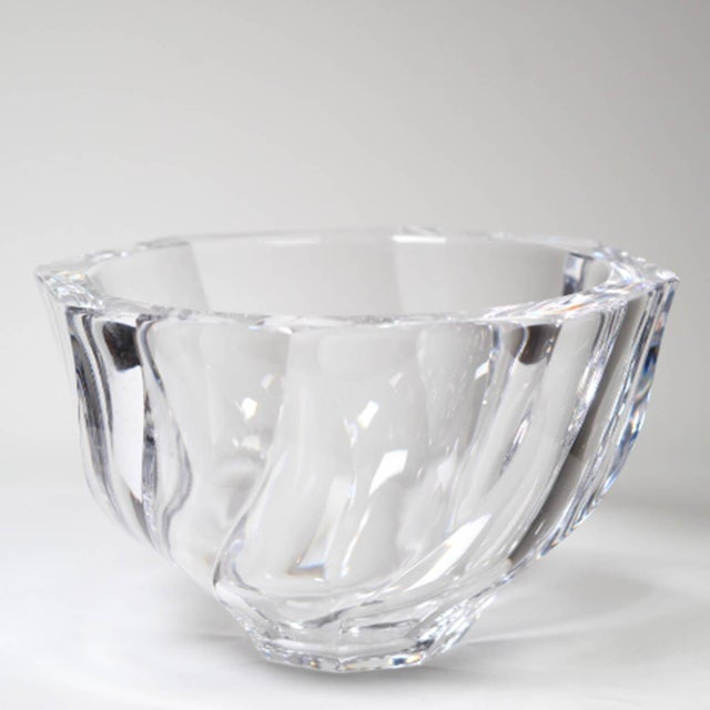 Orefors Crystal Bowl - Image 3 of 4