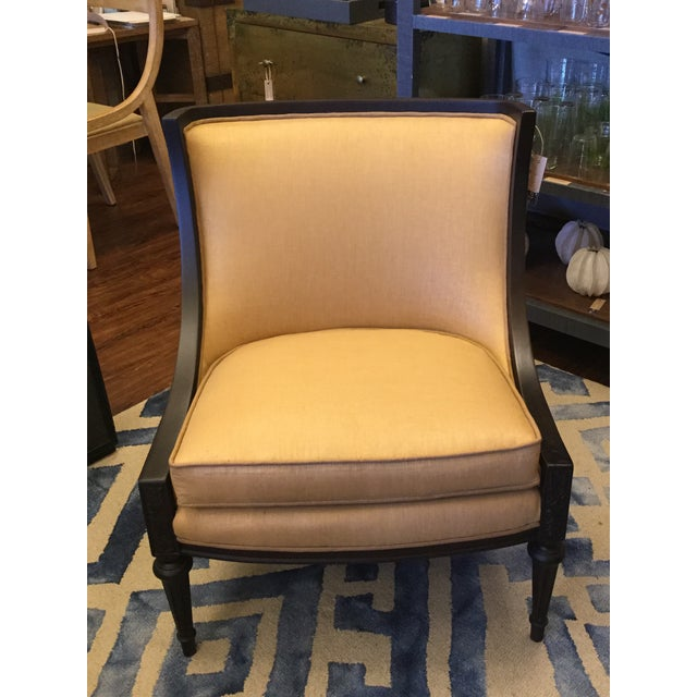 Custom Regency Chair - Image 3 of 4