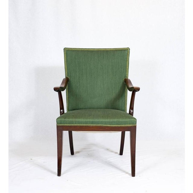 Frits Henningsen Lounge Chair - Image 2 of 10