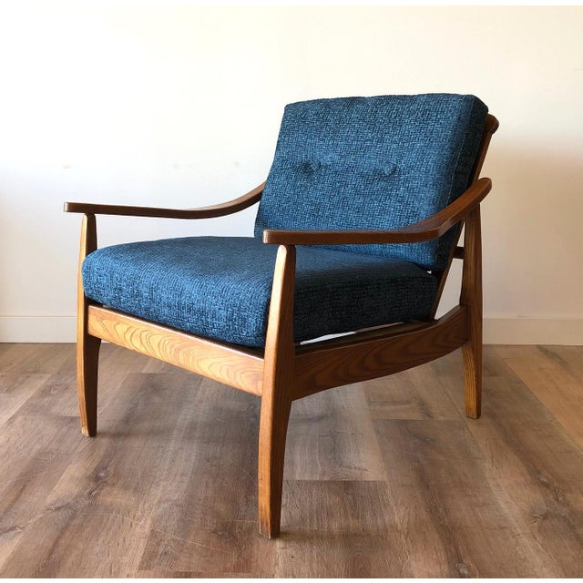 Mid-Century Modern Mid-Century Modern Side Chair For Sale - Image 3 of 13