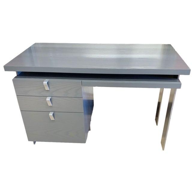 Industrial Antoine Proulx Tanker Desk For Sale - Image 13 of 13