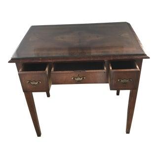 Late 20th Century Vintage Writing Desk