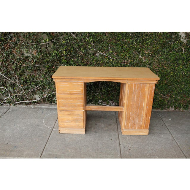 Rancho Monterey Desk For Sale - Image 4 of 7