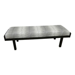 Modern Vanguard Furniture Large Transitional Bench For Sale