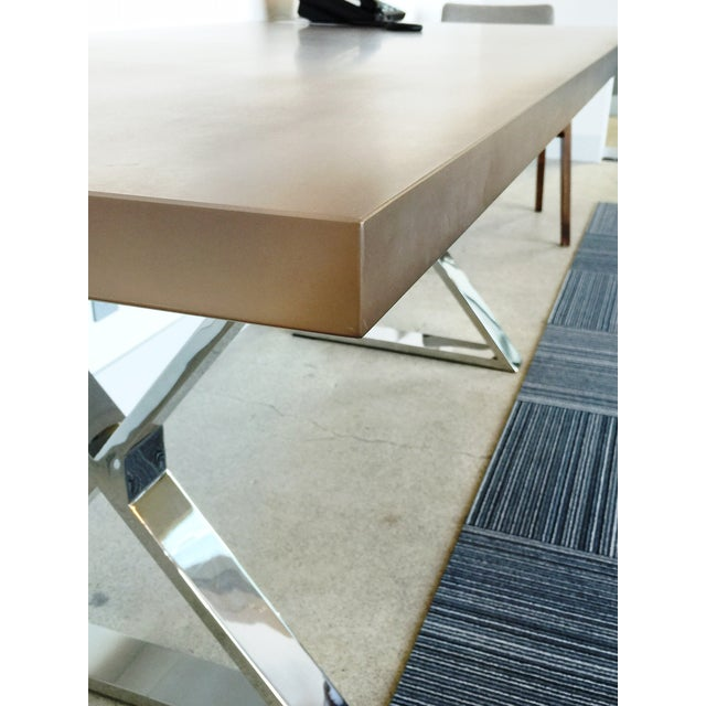 Contemporary Dining Table - Image 4 of 7