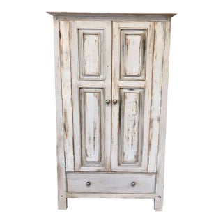 Upcycled Bar Cabinet For Sale