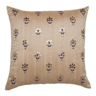 Kusum Pillow Cover - Ecru For Sale