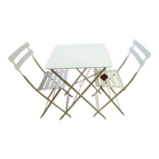 Fermob Bistro Table Set - 3 Pieces For Sale