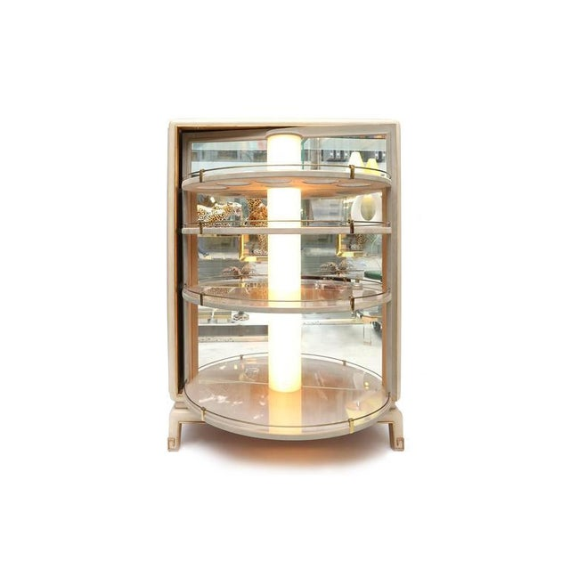 Asian Extraordinary Drinks Bar Cabinet For Sale - Image 3 of 8