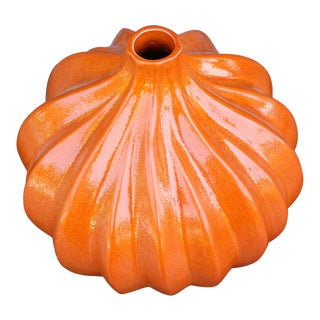 Global Views Medium Squash Vase For Sale
