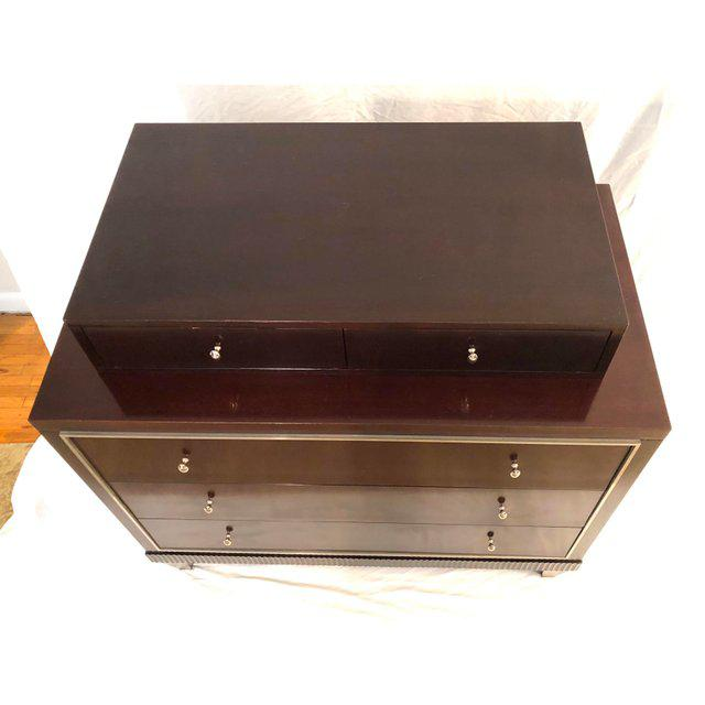Contemporary Box-On-Chest by Barbara Barry for Baker For Sale - Image 3 of 5