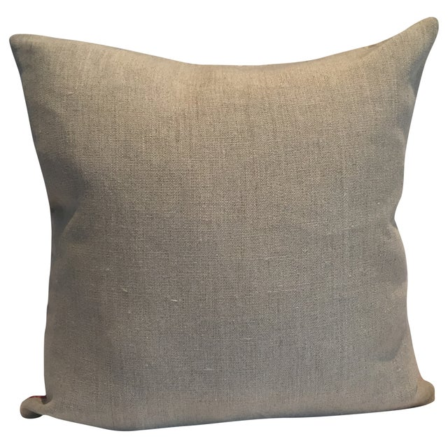 Kate Vintage Mud Cloth Pillow - Image 2 of 2