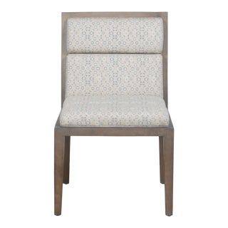Thom Filicia for Vanguard Furniture Armory Square Side Chair For Sale