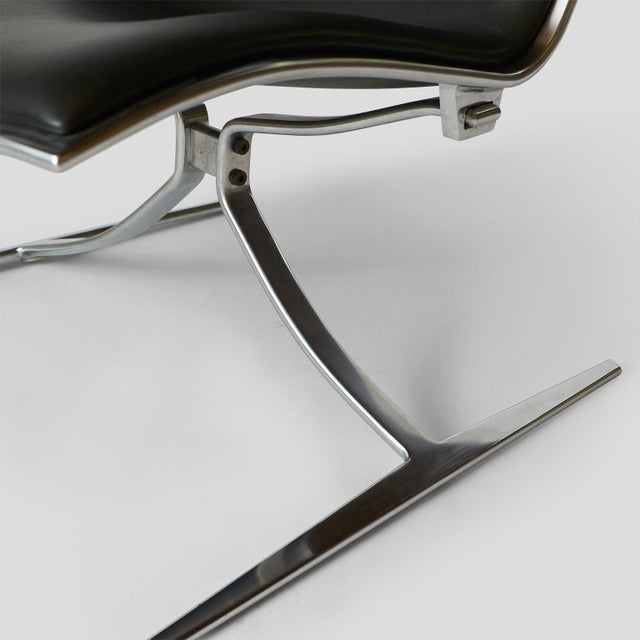 1960s skater chair by preben fabricius and jorgen kastholm For Sale - Image 5 of 8
