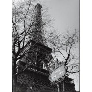 """Heiko Lanio Eifel Tower, Paris 72"""" X 54"""" Poster 2000 Heiko Lanio Eifel Tower, Paris 72"""" X 54"""" Poster 2000 Photography,, For Sale"""