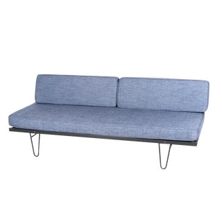 Vintage Mid Century Shott Debonair Studio Sofa For Sale