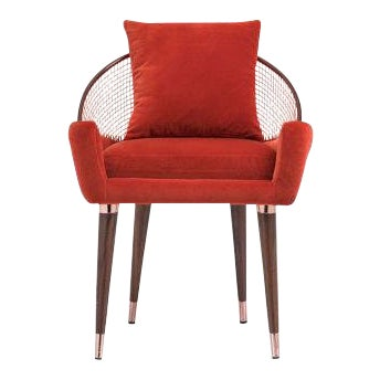 Covet Paris Garbo Dining Chair For Sale