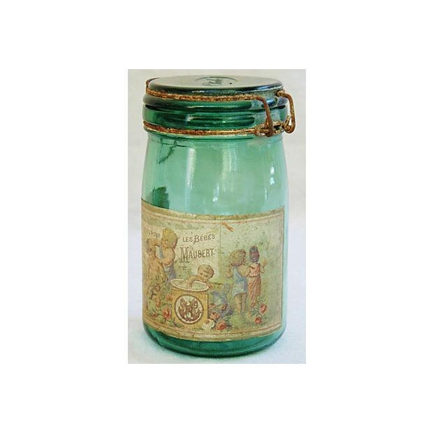 Early 1900s French Preserve Canning Jars - A Pair - Image 7 of 7