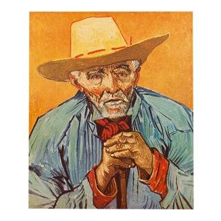 "1950s Vincent Van Gogh, ""Patience Escalier"" First Edition Vintage Lithograph For Sale"
