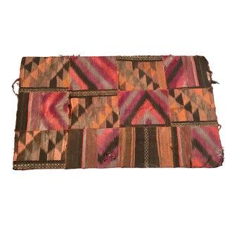 Handmade Patchwork Kilim Rug