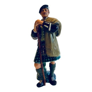 "Royal Doulton ""The Laird"" Figurine For Sale"