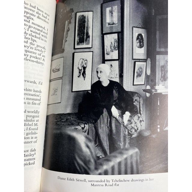 Cecil Beaton's Diaries the Wandering Years First Edition Book For Sale - Image 9 of 13