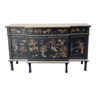 Chinoiserie Modern Rose Tarlow Melrose House Hatfield Cabinet For Sale