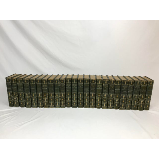 Rare & Beautiful Decorative Binding - Set 24 Volumes - Works of Theophile Gautier Ilustrated For Sale - Image 13 of 13