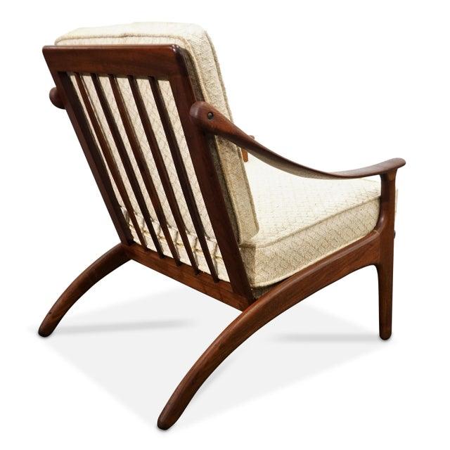 1950s Arne Hovmand Olsen Chair by Mogens Kold For Sale - Image 5 of 8