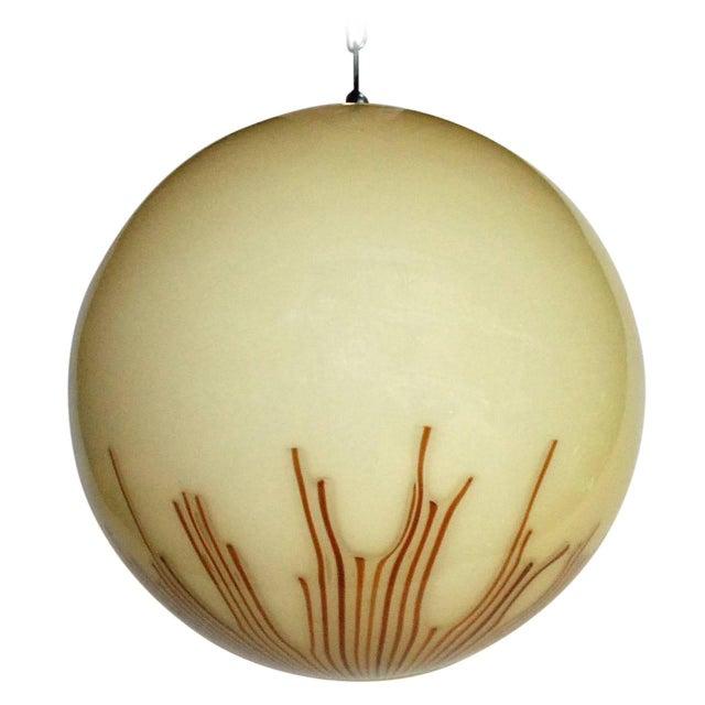 Anemone Globe by Ludovico Diaz De Santillana for Venini For Sale In Palm Springs - Image 6 of 6