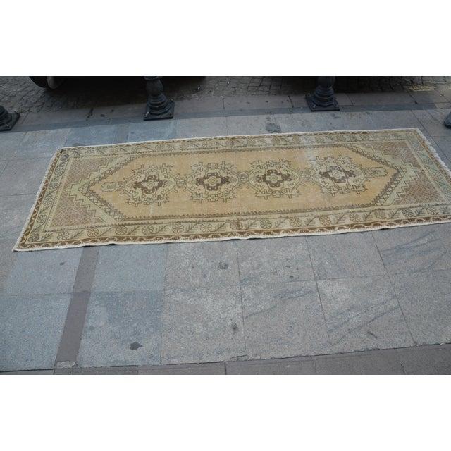Turkish Oushak Anatolian Rug - Image 3 of 6