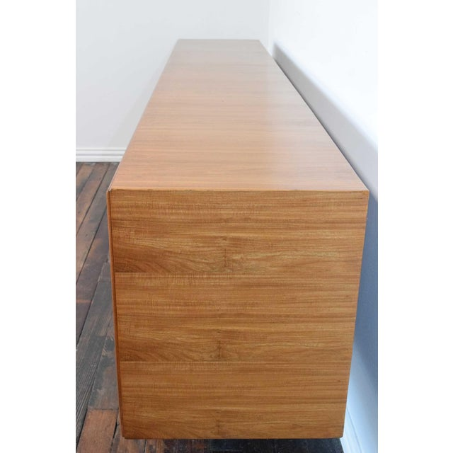 African 1960s African Mahogany Sideboard For Sale - Image 3 of 12