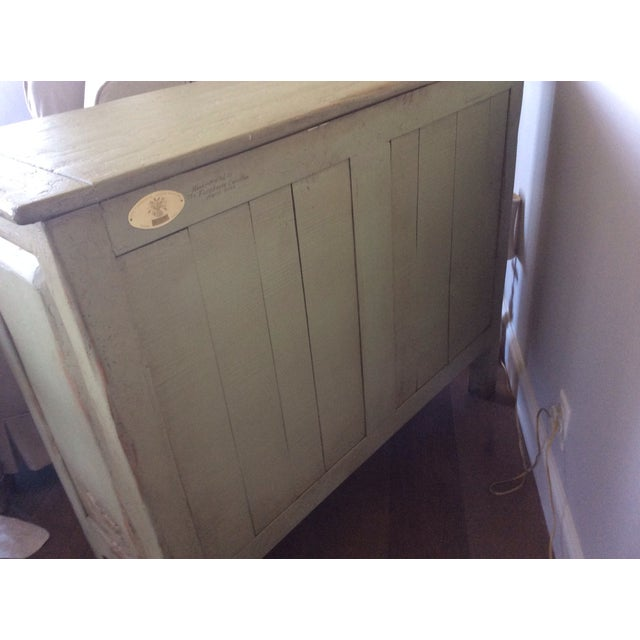 Farmhouse Collection Painted Sideboard - Image 5 of 6