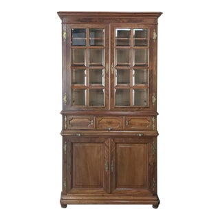 19th Century German Bookcase For Sale