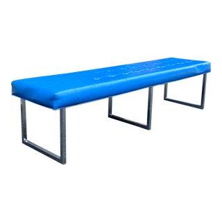 Vintage Tri-Mark Designs Long Bench For Sale
